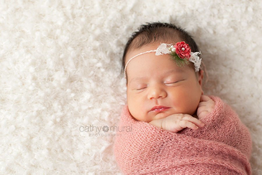 Meet Isabel At 6 Day New Alhambra Newborn Studio