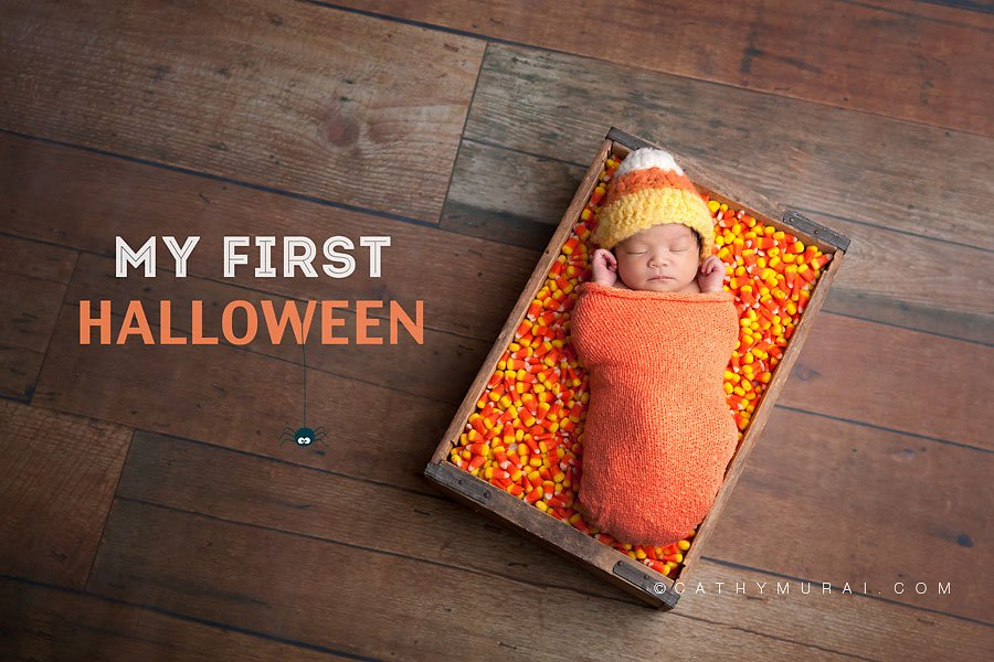 Cathy-Murai-Photography-My-First-Halloween-Alhambra-San-Marino-Los-Angeles-Newborn-Photographer