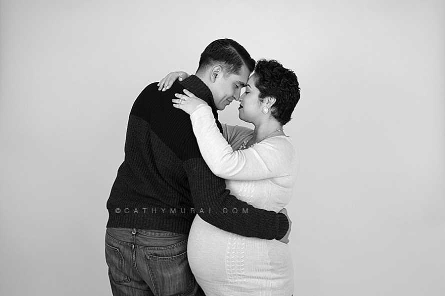 Gorgeous Couple Expecting Their First Baby Girl, Captured by Cathy Murai Photography - Los Angeles Maternity Photographer, Los Angeles Pregnancy Photographer, Maternity Photo ideas, Pregnancy Photo ideas