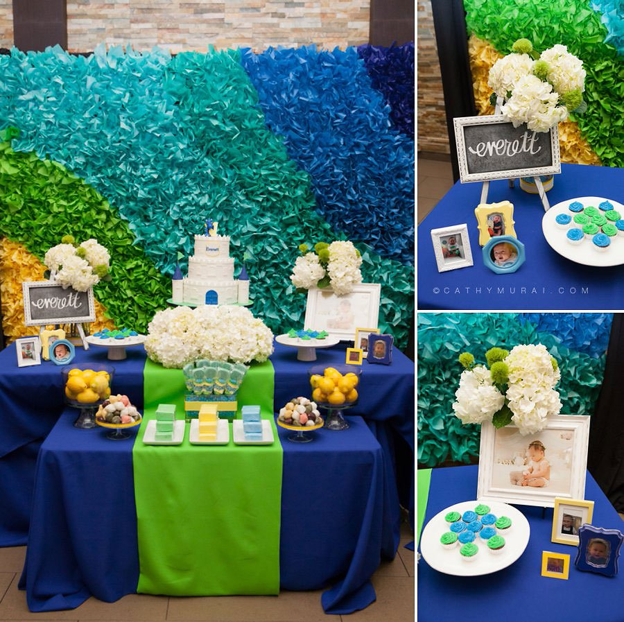Dinosaur Themed First Birthday Party Korean Doldohldoljanchi