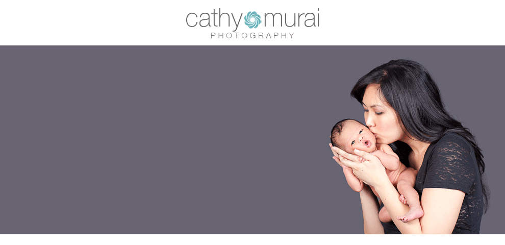 Cathy Murai Photography | Los Angeles Newborn, Maternity, and Family Photographer logo